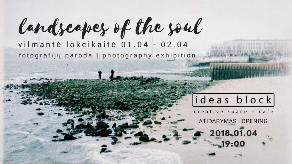 Landscapes of the Soul exhibition