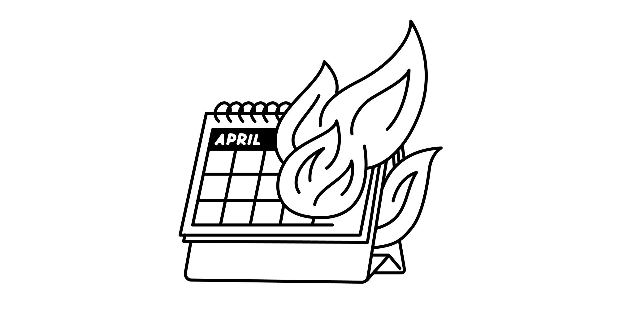 Tomas Rebar - Changing Dates graphic artwork
