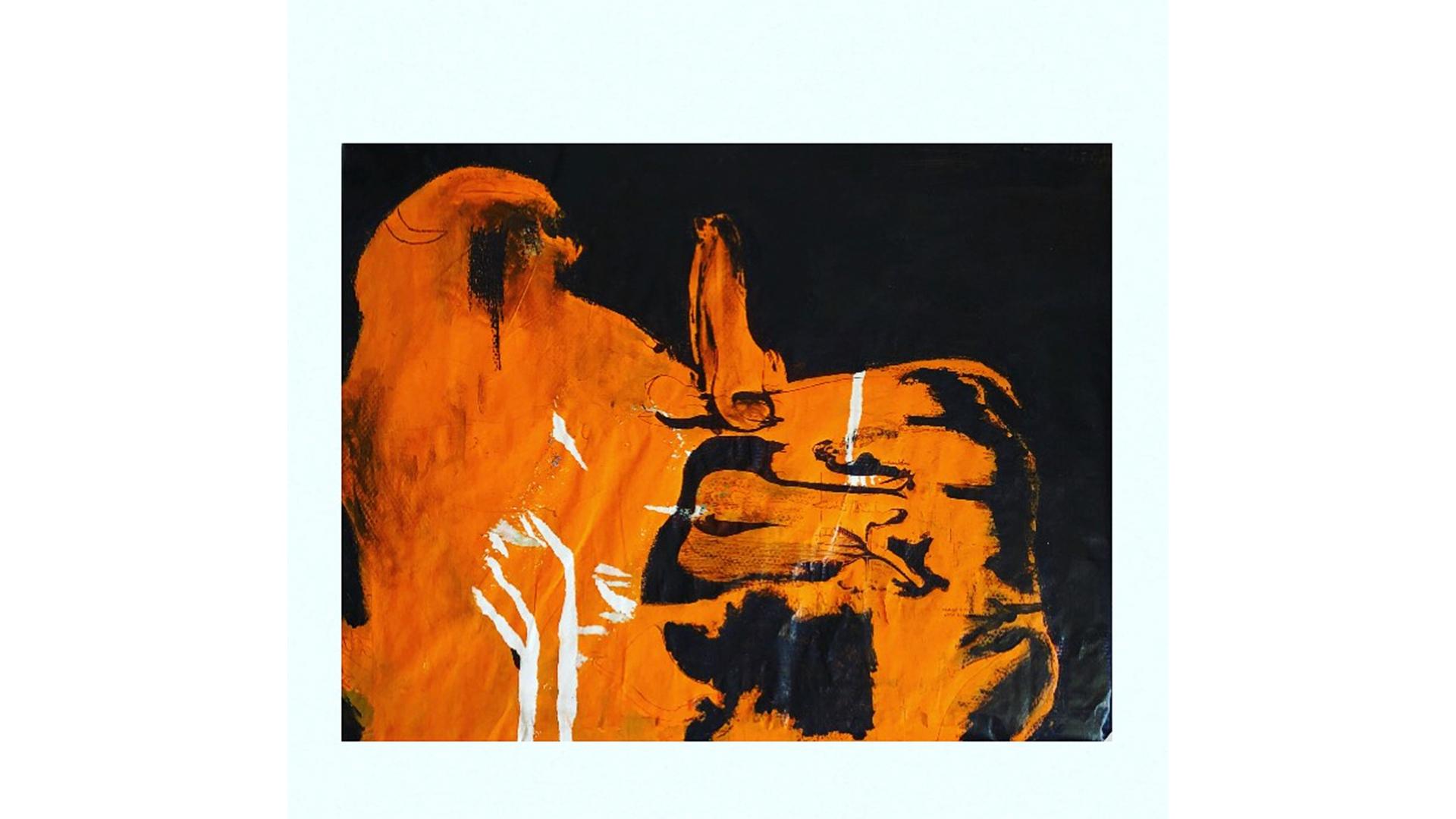 Maxime Deria - expressive visual art